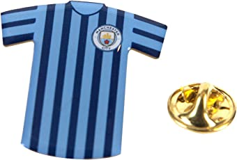 Manchester City F.C. Badge T-Shirt