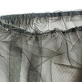 Anti-Moskito-Kopf-Gesichts-Netz-Maschen-Abdeckung halten Wanzen für Fischen-Gartenarbeit ab