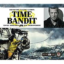 Time Bandit: Das Hörbuch - Zwei Brüder, die Beringsee und der Fang ihres Lebens