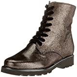 ARA Damen Harvard-St Biker Boots, Braun (Lava), 40 EU
