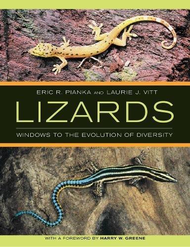 Lizards: Windows to the Evolution of Diversity (Organisms and Environments) por Eric R. Pianka