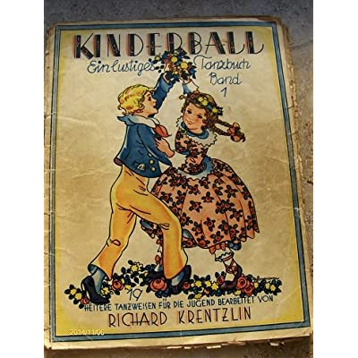 Kinderball 1: Beliebte Tänze in leichtem Stil