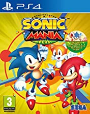 Sonic Mania Plus PS4 (PS4)