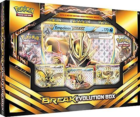 Pokémon - Jeux de Cartes - Produits Spéciaux - Break Evolution Box