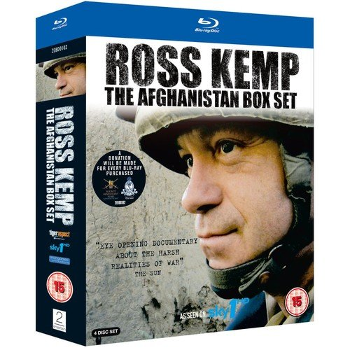 Ross Kemp: The Afghanistan Collection [Blu-ray]