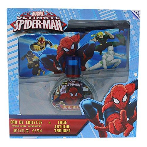 Spiderman Set agua de toilette y estuche - 30 ml