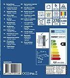 Ranex LED Wandleuchte für das Badezimmer/Badleuchte 3000.073