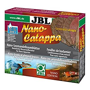 JBL - NanoCatappa - Nourriture pour crevettes et écrevisses - 2 x 35 g