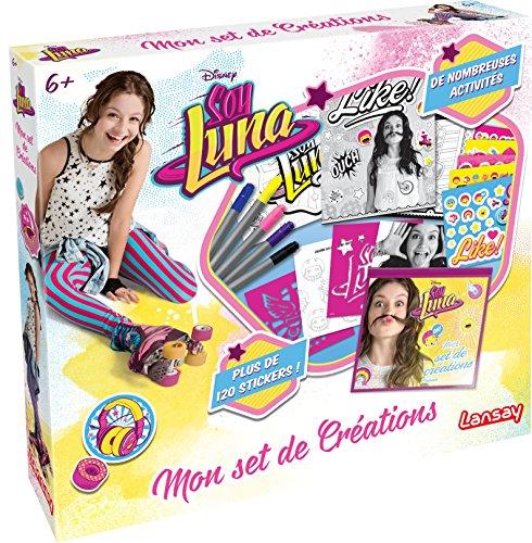 Lansay - 25104 - Soy Luna - Mon Set de Créations