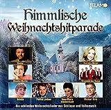 Himmlische Weihnachtshitparade - Die schönsten Weihnachtslieder aus Schlager und Volksmusik
