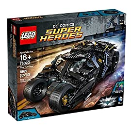 LEGO DC Super Heroes 76023 - The Thumbler