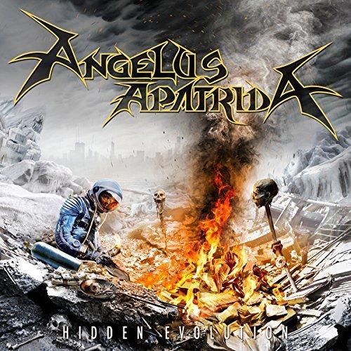 Hidden Evolution by ANGELUS APATRIDA (2015-10-21)