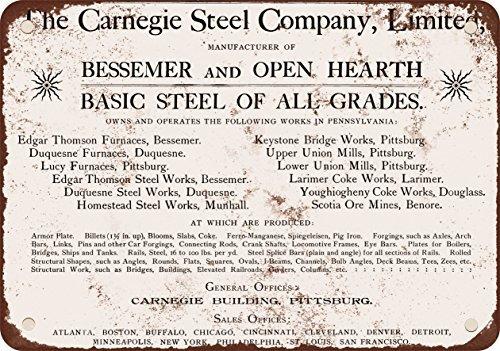 1896-carnegie-acciaio-company-look-vintage-riproduzione-in-metallo-tin-sign-305-x-457-cm