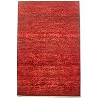 Moderno Chobi a mano Gabbeh tappeto, lana,