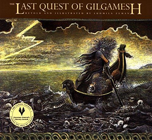 The Last Quest of Gilgamesh por Ludmila Zeman