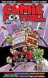 Comic Football Issue 1 - Comic Football Ltd - amazon.co.uk