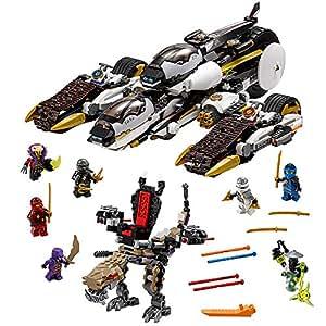 LEGO Ninjago 70595 Ultra Stealth Raider Building Kit (1093 ...