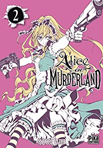 Alice in Murderland Edition simple Tome 2