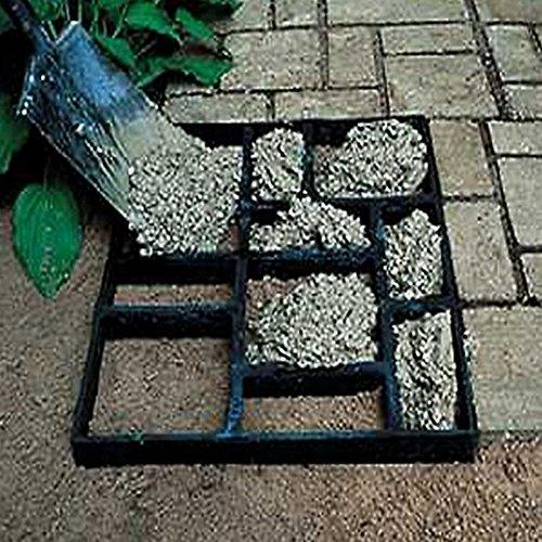 60x50cm stampo per vialetto da giardino forma per - Camminamento pietra giardino ...