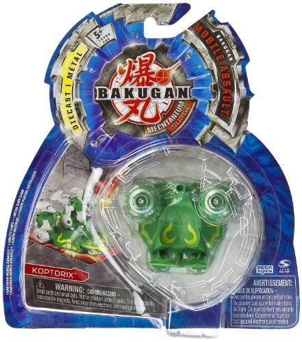 Koptorix (Ventus - Green) : Bakugan Mechtanium Surge Mobile Assault - NOT Randomly Picked by Bakugan
