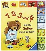 1, 2, 3 und 4 - Welche Zahlen lernst du hier?