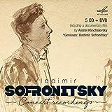 Sofronitsky:Concert Recs. [Vladimir Sofronitsky] [MELODIYA: MELCD 1002312]