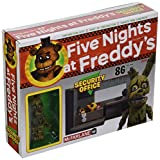 McFarlane Toys Five Nights At Freddy's Security Office with Springtrap Construction Set