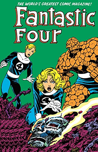 Fantastic Four Visionaries: John Byrne Volume 4 TPB by John Byrne (Artist, Author) (23-Mar-2005) Paperback