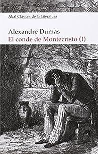 El conde de Montecristo par Alexandre Dumas