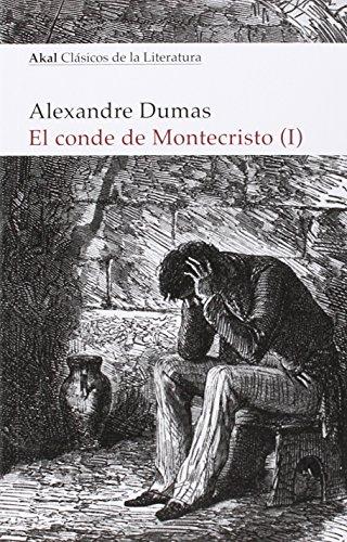 El conde de Montecristo (2 vols.) (Akal Clásicos de la Literatura) por Alexandre Dumas