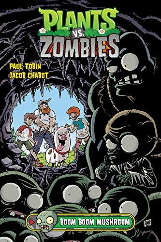 Plants vs. Zombies Volume 6: Boom Boom Mushroom (English Edition)