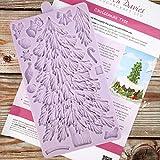Weihnachtsbaum-Form durch Karen Dav