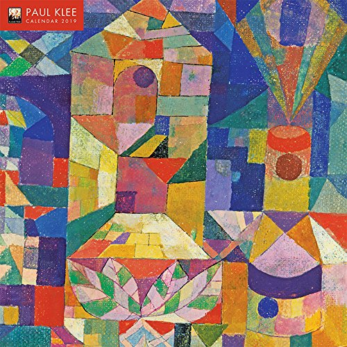 Paul Klee 2019: Original Flame Tree Publishing-Kalender (Wall Calendar)