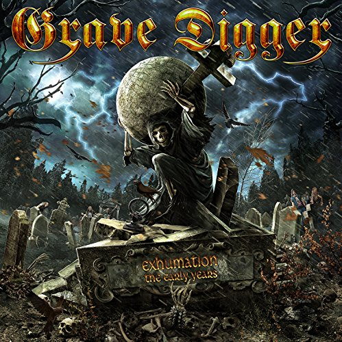 Grave Digger: Exhumation - The Early Years (Audio CD)