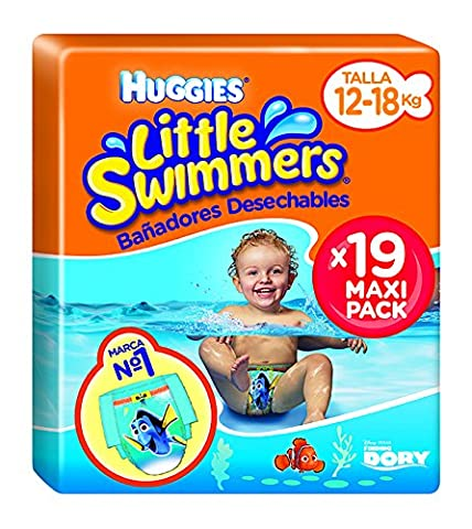 Little swimmers Pack Double Taille 5/6(12–18Kg)