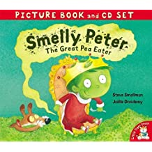 Smelly Peter: The Great Pea Eater (Picture Book and CD Set)