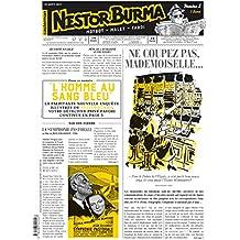 Nestor Burma l'Homme au Sang Bleu Journal N 2