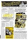Nestor Burma l'Homme au Sang Bleu Journal n°2 par Tardi