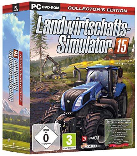 farming simulator 2015 Landwirtschafts-Simulator 15 Collector's Edition