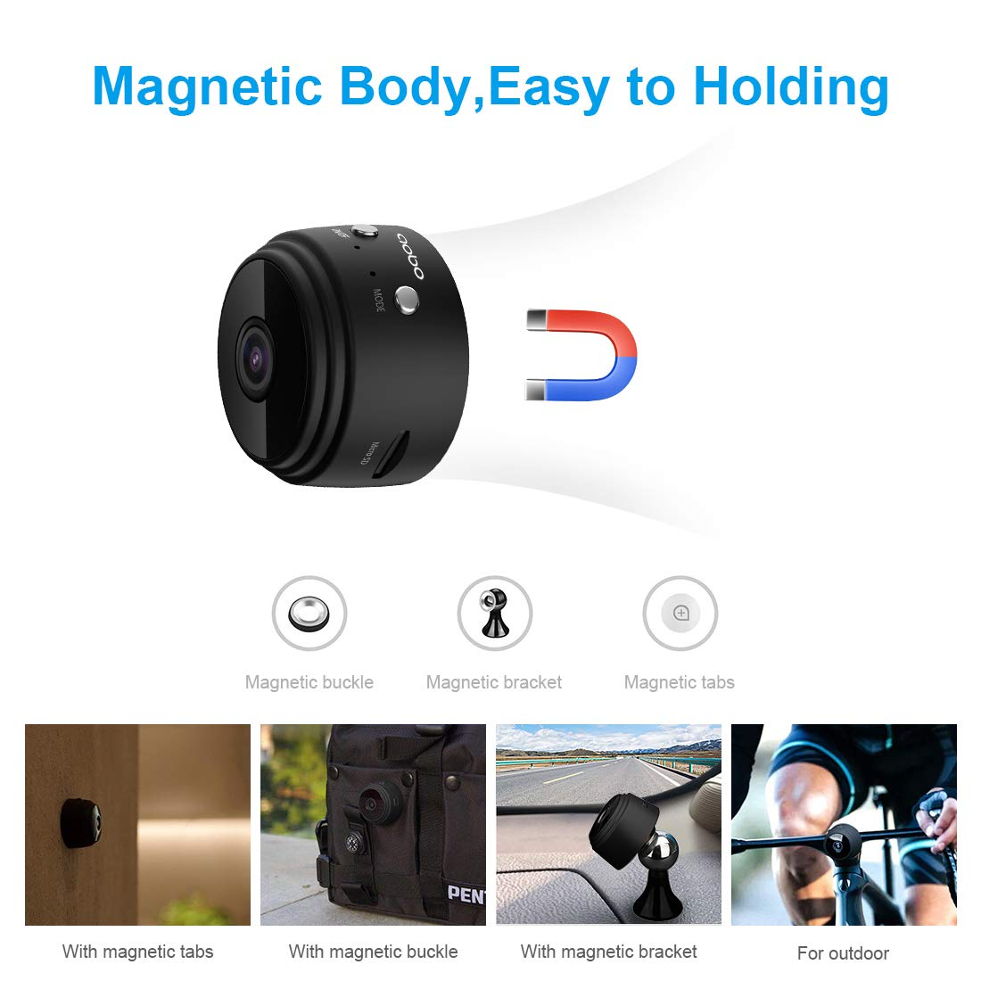 videocamera spia per iphone