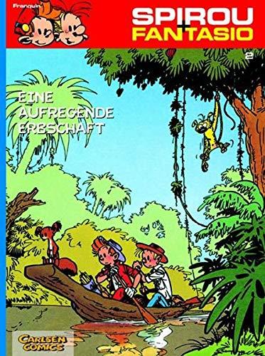 Spirou und Fantasio 2: Eine aufregende Erbschaft: (Neuedition) (2)