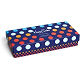 Happy Socks Calcetines (Pack de 4) Unisex Adulto