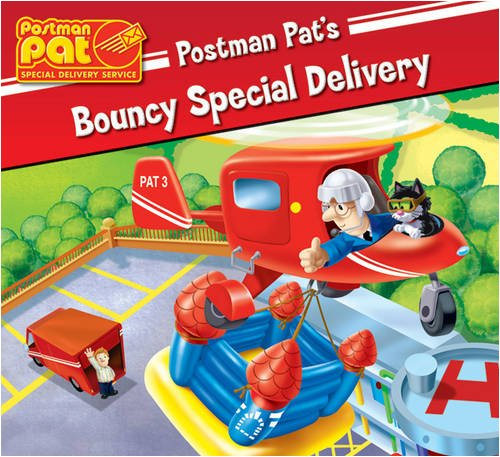 A Bouncy Special Delivery (Postman Pat Special Delivery Service)