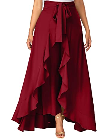 718c0d712 Skirts: Buy Long Skirt online at best prices in India - Amazon.in