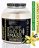 Best Pure Protein Weight Gainers - LifeRoots Native PURE GOLD MASS Protein Powder Vanilla Review