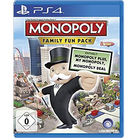 Monopoly [Importación Alemana]