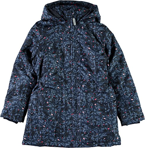 NAME IT Mädchen Winterjacke Parka Mello Flower 13155131