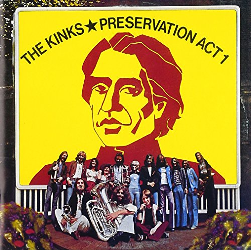 Kinks: Preservation Act 1 [Shm-CD] (Audio CD)