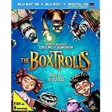 Die Boxtrolls  (inkl. 2D-Version) [3D Blu-ray]