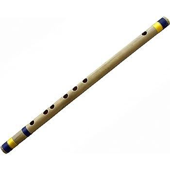 Indische Bambus Querflote Musikinstrumente D Tune Woodwind